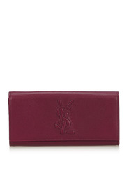 Belle Du Jour Long Wallet