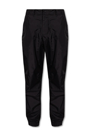 Water-resistant trousers