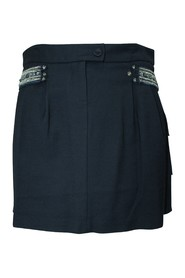 Mini Skirt with Accent