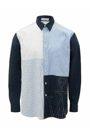 RELAXED PATCHWORK SHIRT