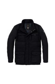 Mixed field jacket