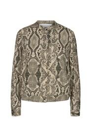 snake shirt jacket