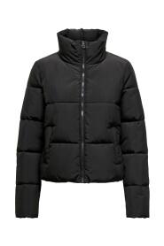Dolly Short Puffer Jacket Jakke