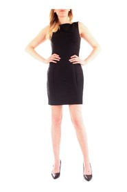 FRACOMINA FR19FP668 DRESS Women BLACK