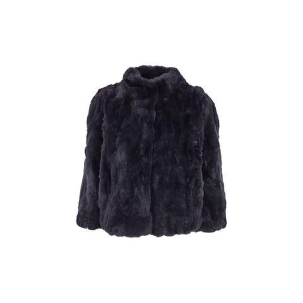 Natures Collection Rabbit Fur Jody Jacket