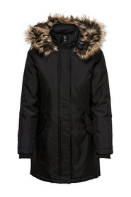 Parka coat Solid