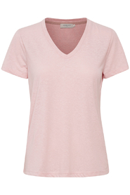 Soaked In Luxury | Alima Tee i rosa