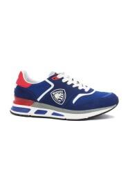 Hilo 01/SME shield sneaker