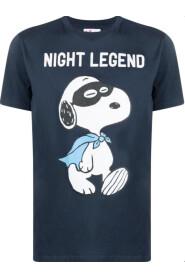 T-Shirt Snoopy Night Legend