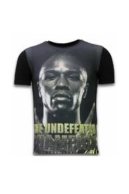 The Undefeated Champion  - Digital Rhinestone T-shirt