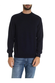 Pullover cashmere 2UI07001 BLUE
