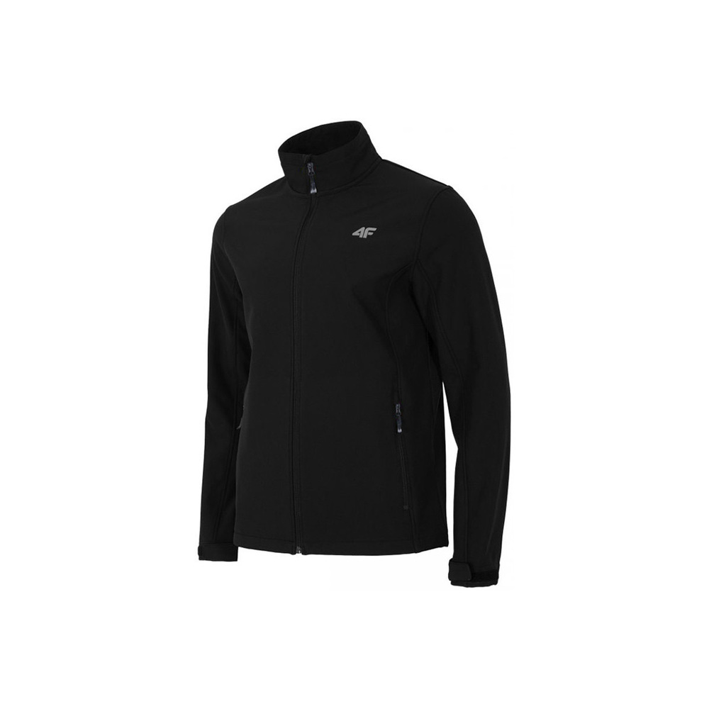 4F Softshell Men H4Z17-SFM001BLK