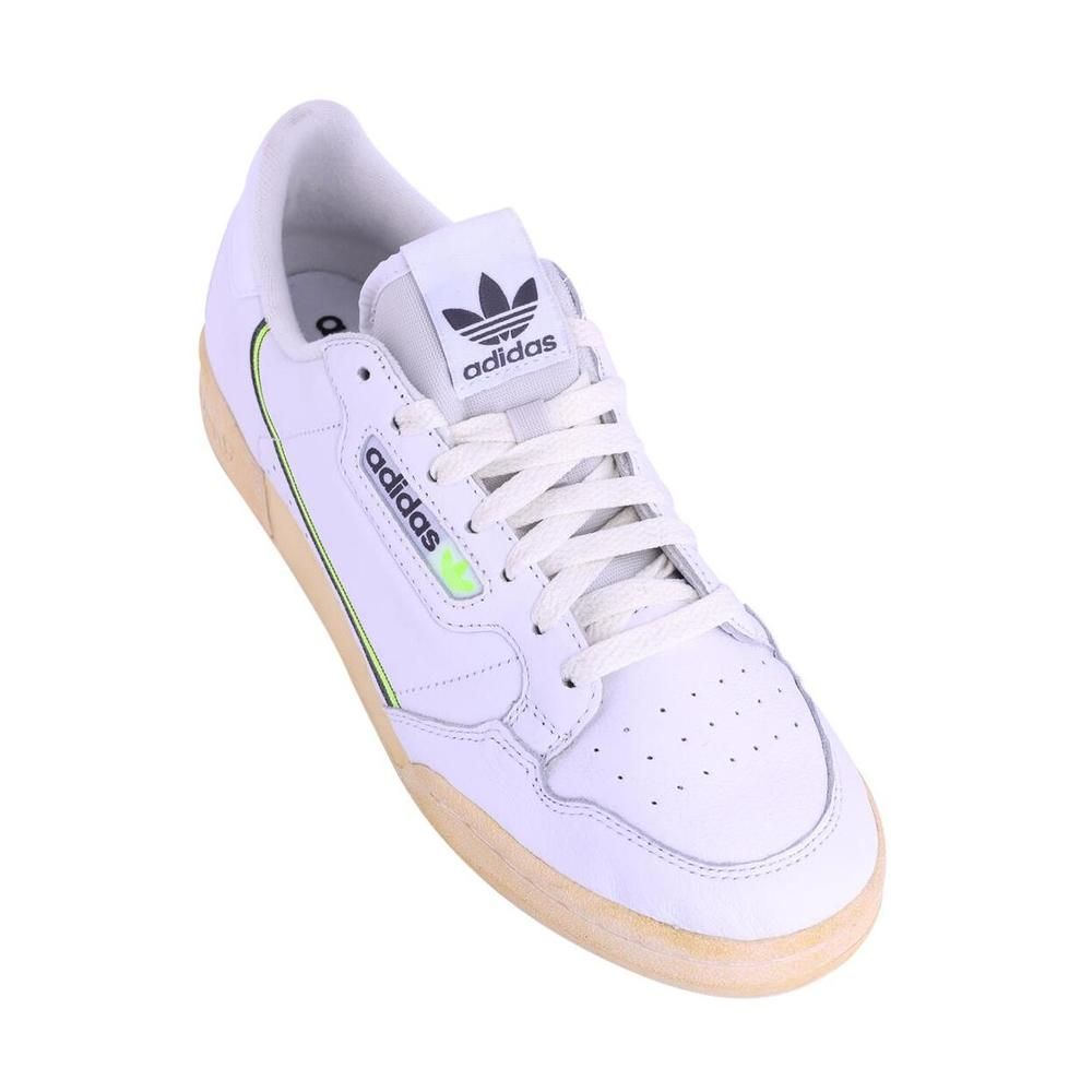 White CONTINENTAL 80 | Adidas | Sneakers | Herenschoenen