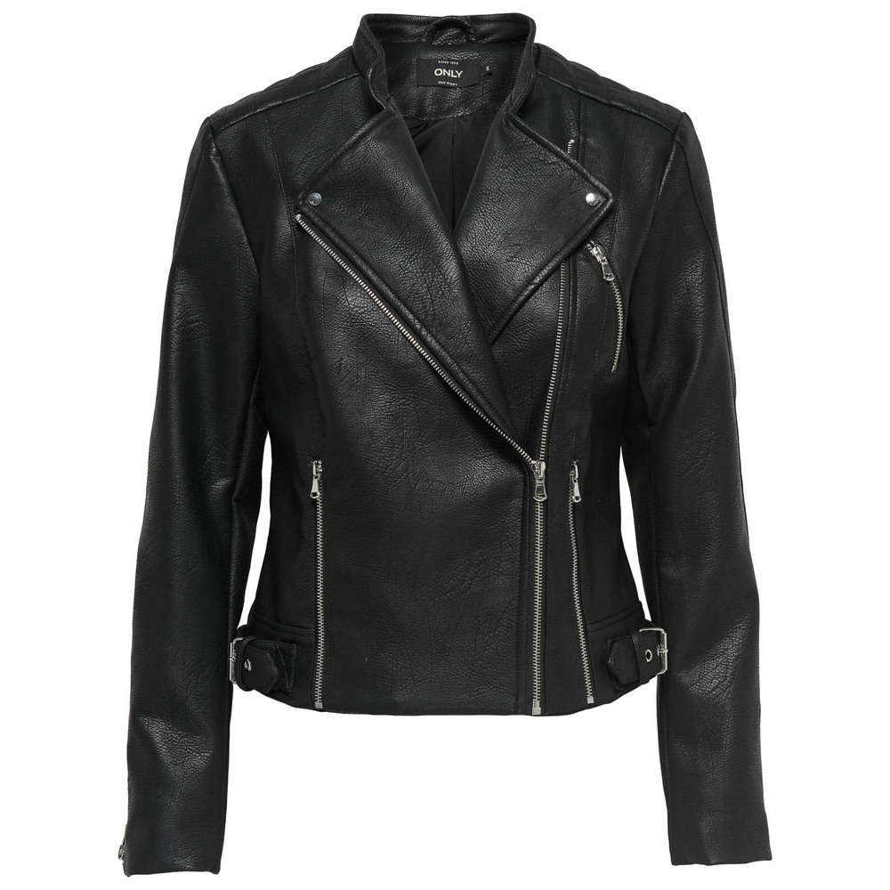 FRIDGE FAUX LEATHER BIKER OTW 15160524