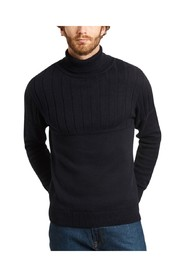 Dérive cotton and wool sweater