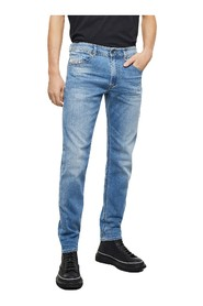 DIESEL THOMMER-X 069MN JEANS Men DENIM LIGHT BLUE