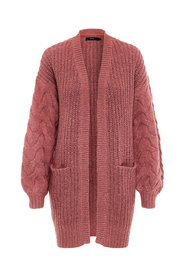 Knitted Cardigan Loose Fit