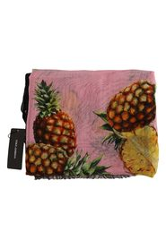 Pineapple Cashmere Scarf