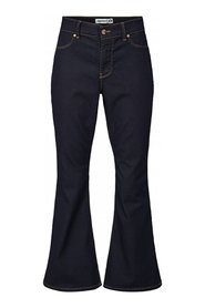 Anne Flared Jeans Cropped (14287)