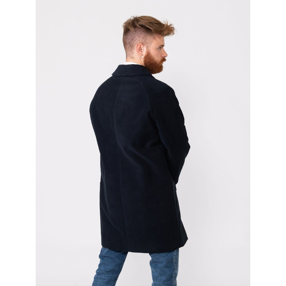 Aspesi Blue Virtus coat Aspesi
