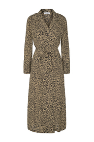 Petit Animal Trench Dress