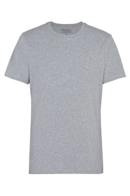 Bread & Boxers Crew-Neck Grey Melange T-shirt