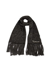 Scarf with lurex