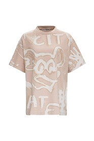 Jersey T-shirt with Print