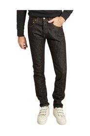 Thigh tapered 15.7oz jean