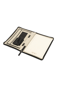 DOCUMENT CASE WITH MEMO PAD