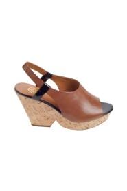 Sandaaltje met sleehak