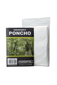 One-time poncho