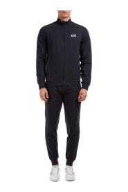 Tracksuit pants with sweatshirt