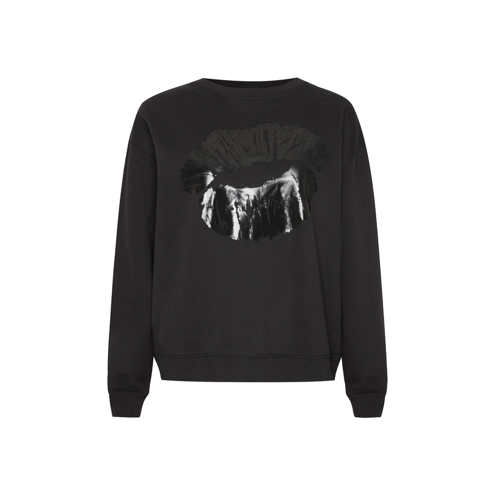 Sort Lala Berlin Talo Sweatshirt