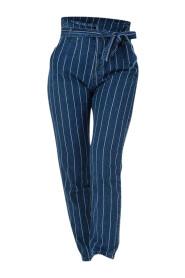 Marineblå SII Jeans