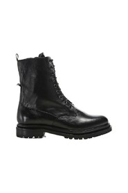 Resnick leather lace-up boots