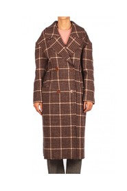 Houndstooth pences coat