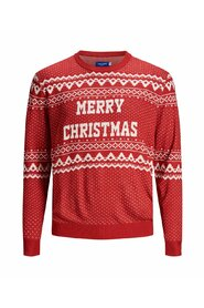 Plus size pullover Kerst