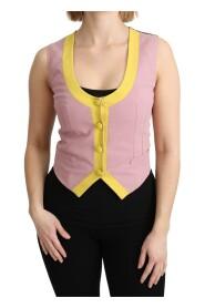 Sleeveless Waistcoat Vest