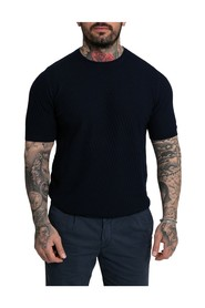 Classic Crew Neck Cotton T-Shirt