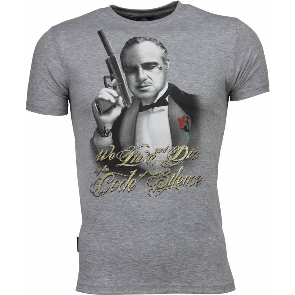 Godfather Print - T-shirt