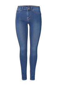 Skinny fit jeans Mid waist shape-up