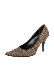 Pre-owned  Slip On Pointed Toe Pumps