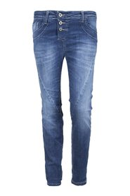 Please Jeans P78a Blu Denim