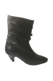 Dune leather boot
