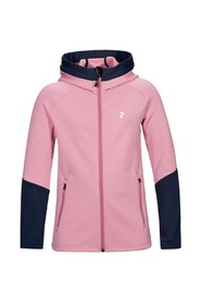Jr Ride Zip Hood Fleece
