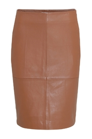 Leather skirt Cecilia