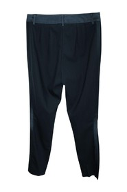 Tailored Pants With Side Panels -Pre Owned Condition Excellent