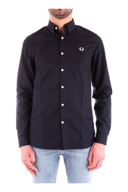 FRED PERRY M4533 T shirt  Men NAVY