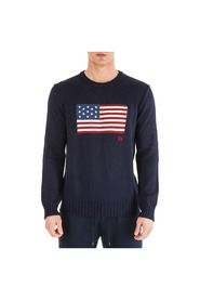 men's crew neck neckline jumper sweater pullover